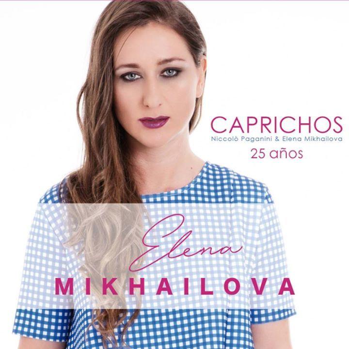 Elena Mikhailova Tour Dates