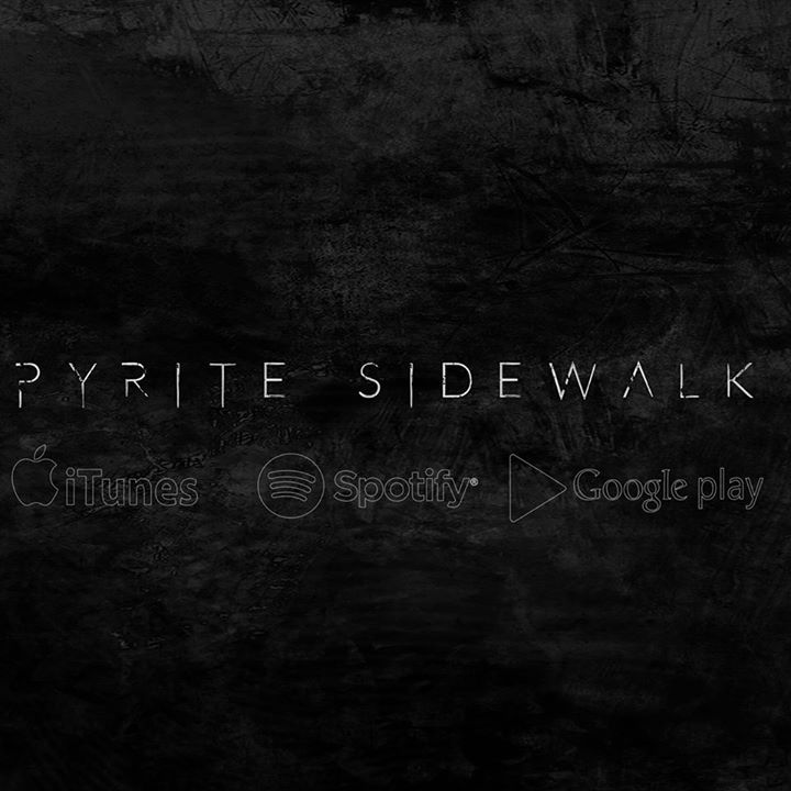 Pyrite sidewalk @ Red House - Walnut Creek, CA