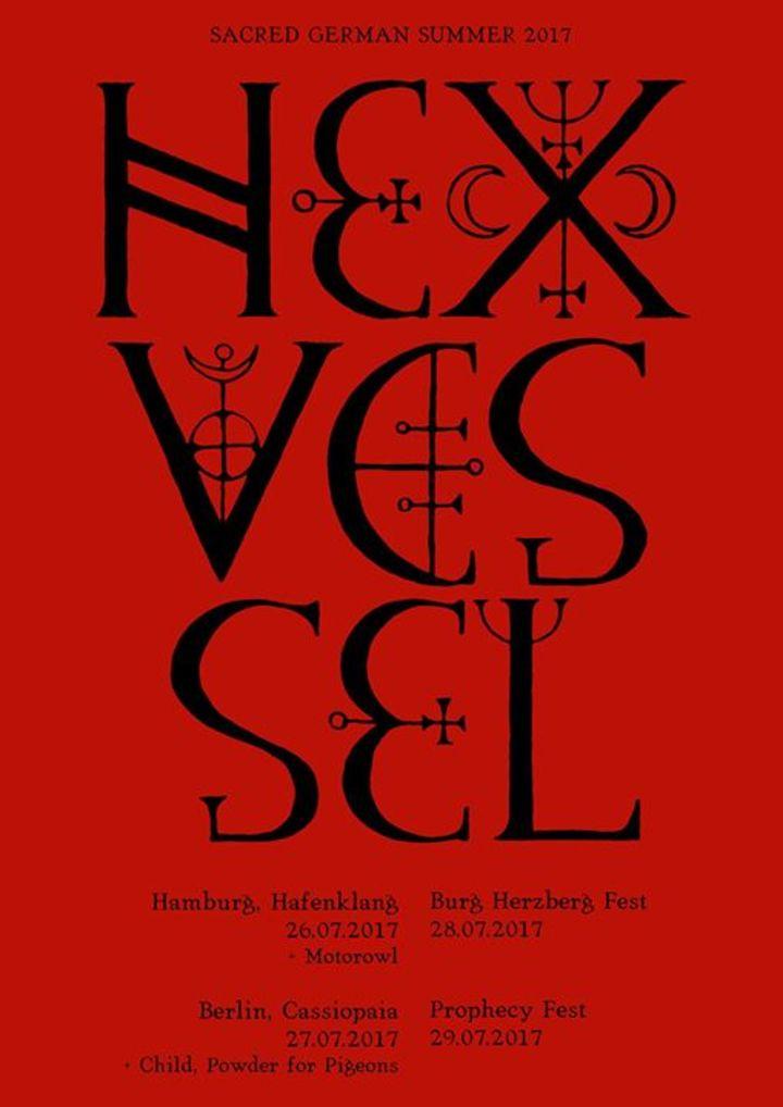 Hexvessel Tour Dates