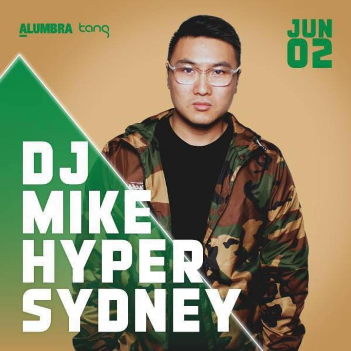 DJ MIKE HYPER Tour Dates