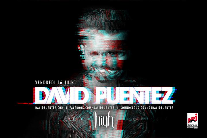 David Puentez @ High Club - Nice, France