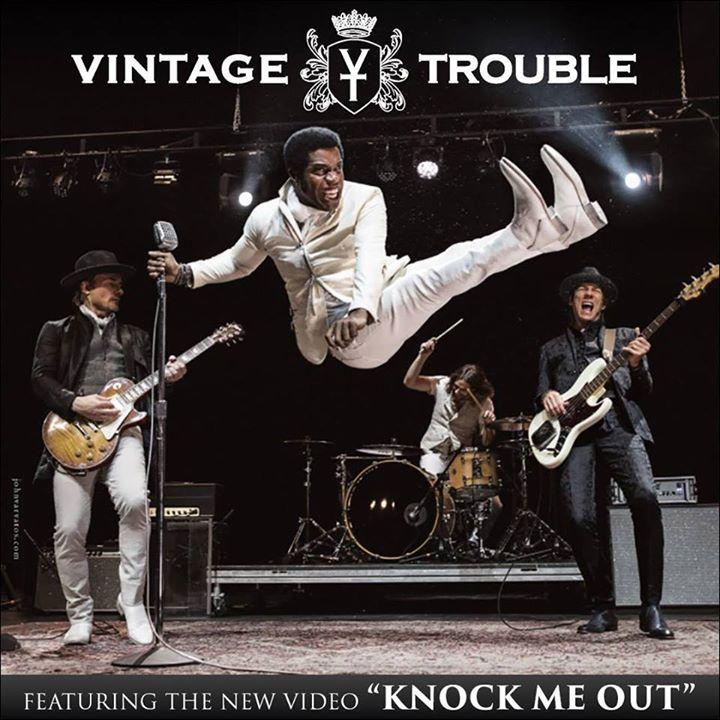 VINTAGE TROUBLE Tour Dates