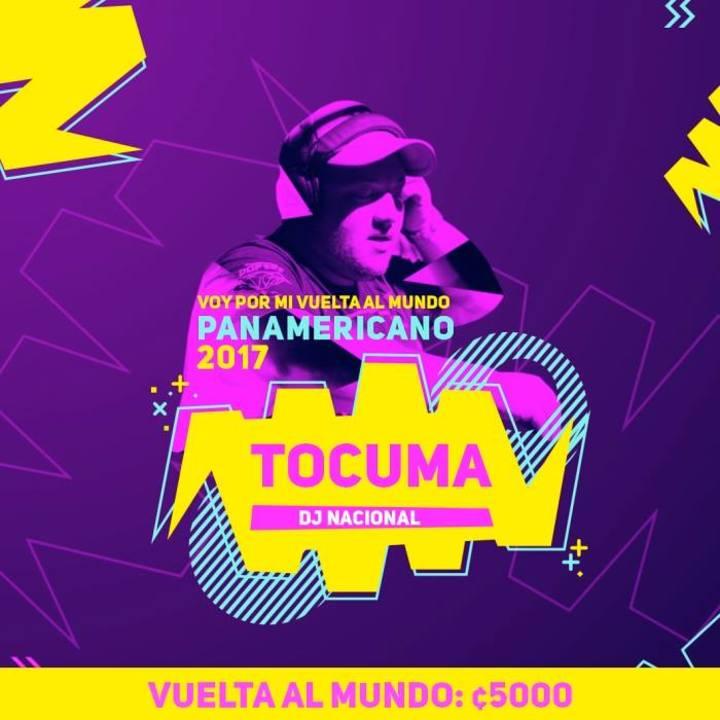 DJ Tocuma Tour Dates