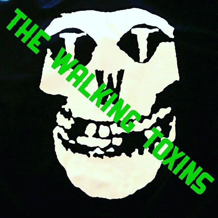 The Walking Toxins Tour Dates