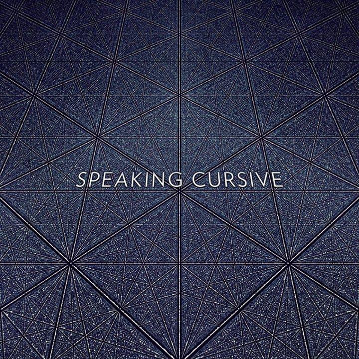 Speaking Cursive Tour Dates