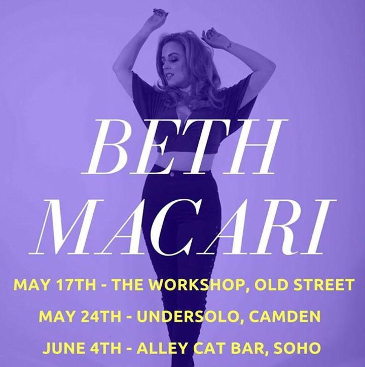 Beth Macari Music Tour Dates