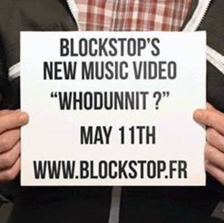 BLOCKSTOP Tour Dates