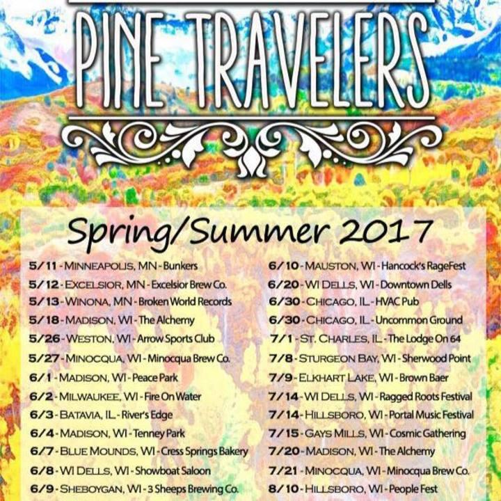 Pine Travelers Tour Dates