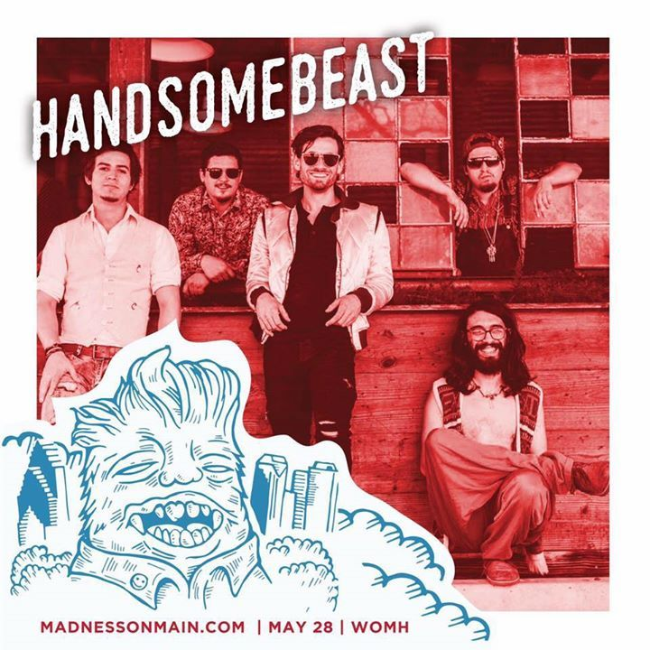 Handsomebeast Tour Dates