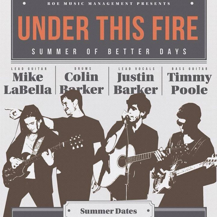 Under This Fire Tour Dates