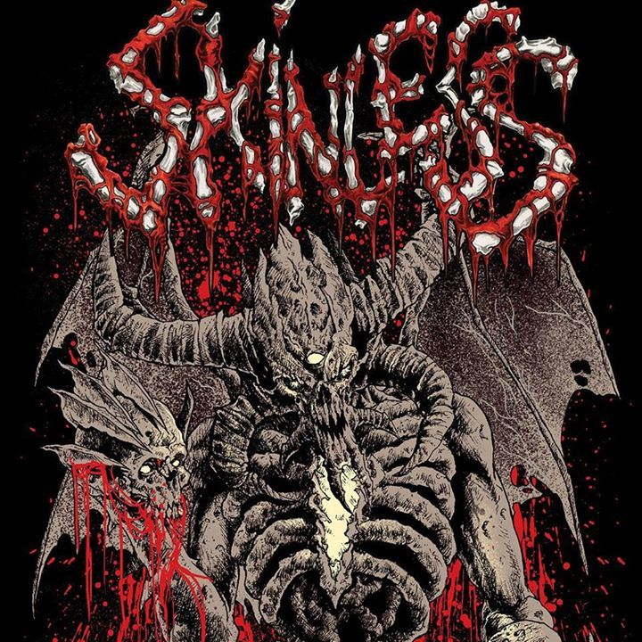 Skinless Tour Dates
