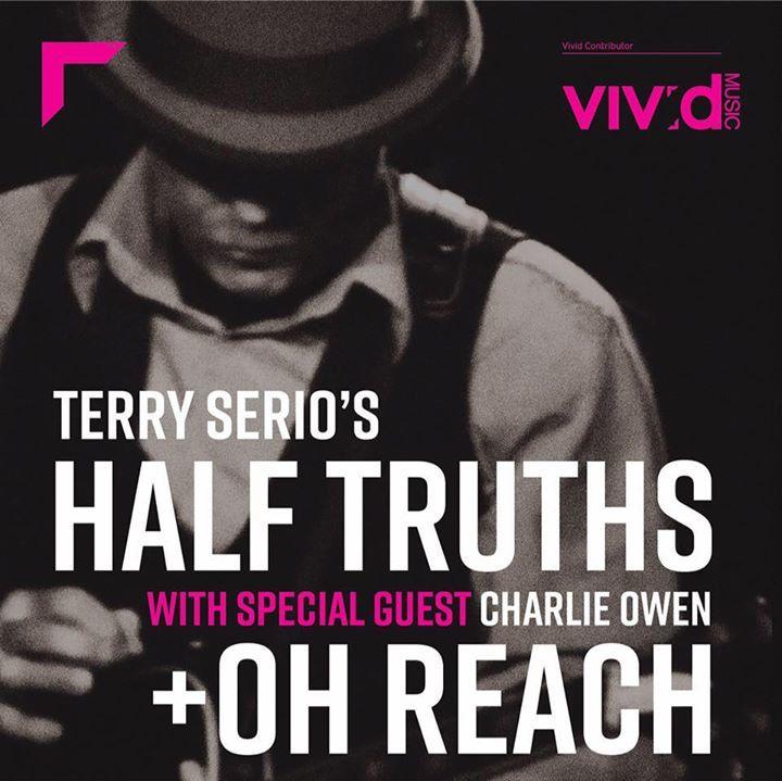 Terry Serio Tour Dates