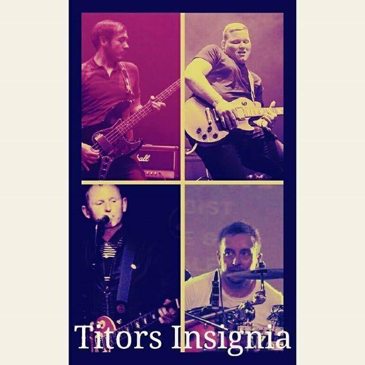 Titors Insignia Tour Dates