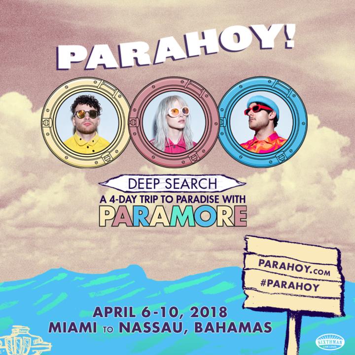 Paramore @ Norwegian Jade - Miami, FL