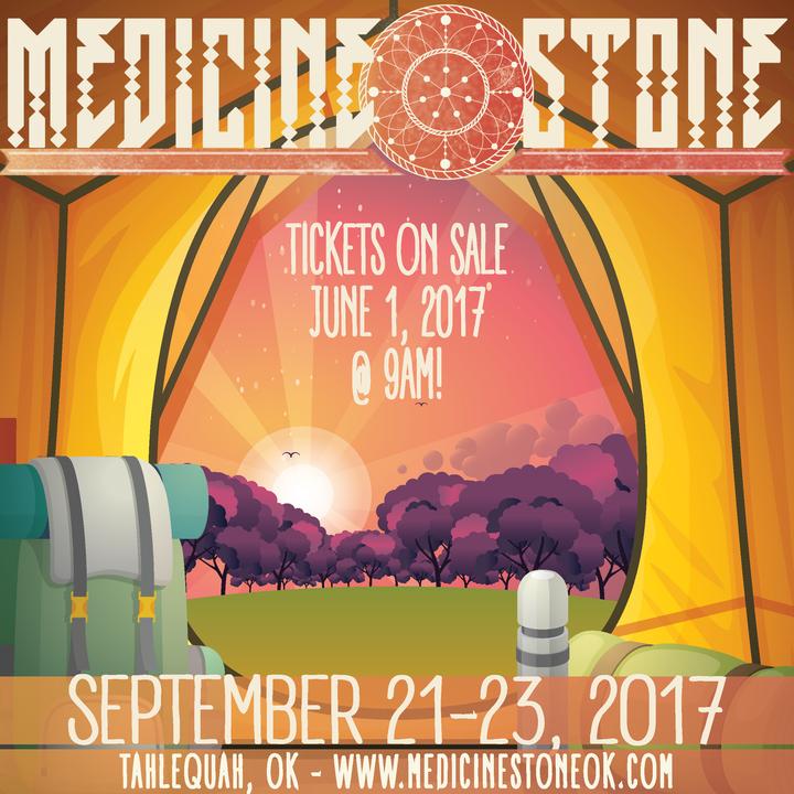 Red Shahan @ Medicine Stone - Tahlequah, OK