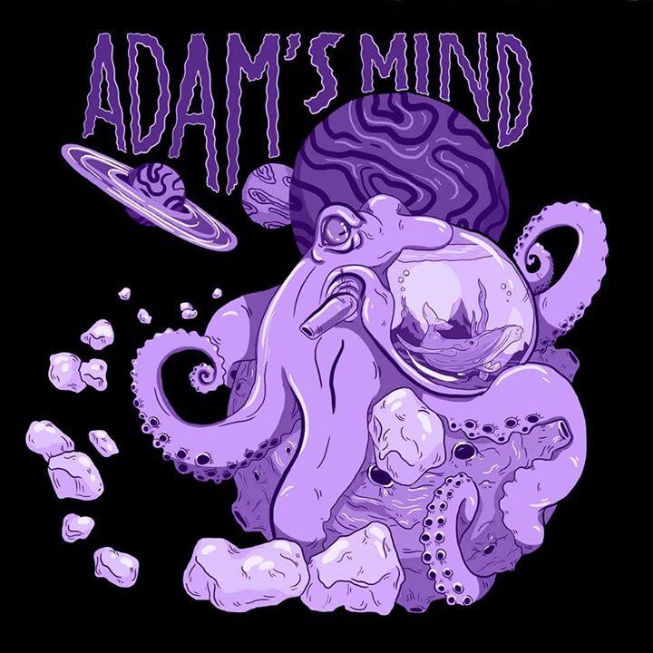 Adam's Mind Tour Dates