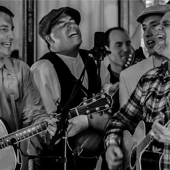 Gravy Boys @ IBMA Streetfest Dance Tent - Raleigh, NC