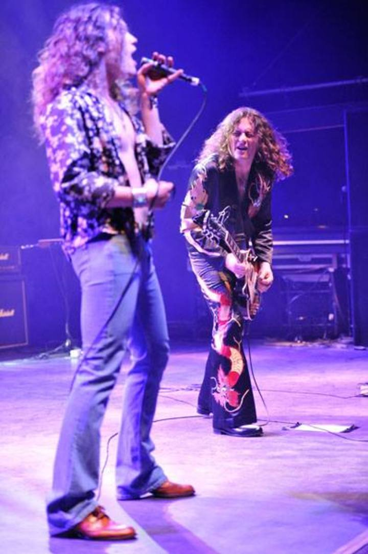 Boot Led Zeppelin @ Hexagon - Reading, United Kingdom