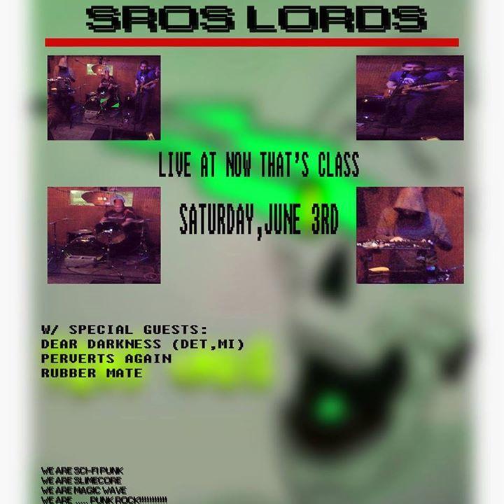Sros Lords Tour Dates