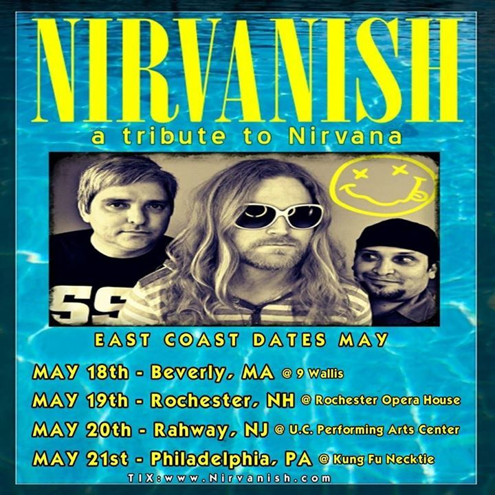 Nirvanish @ The Viper Room - West Hollywood, CA