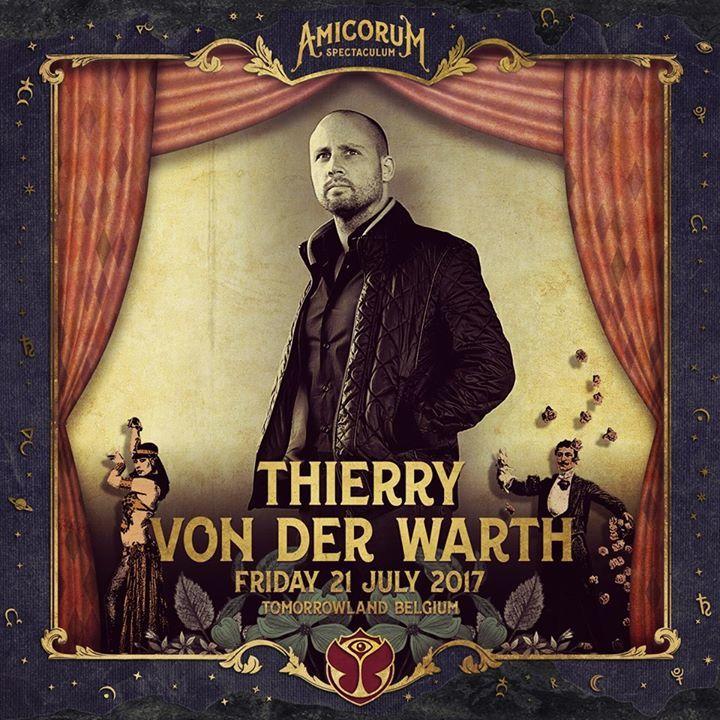 Thierry von der Warth Tour Dates
