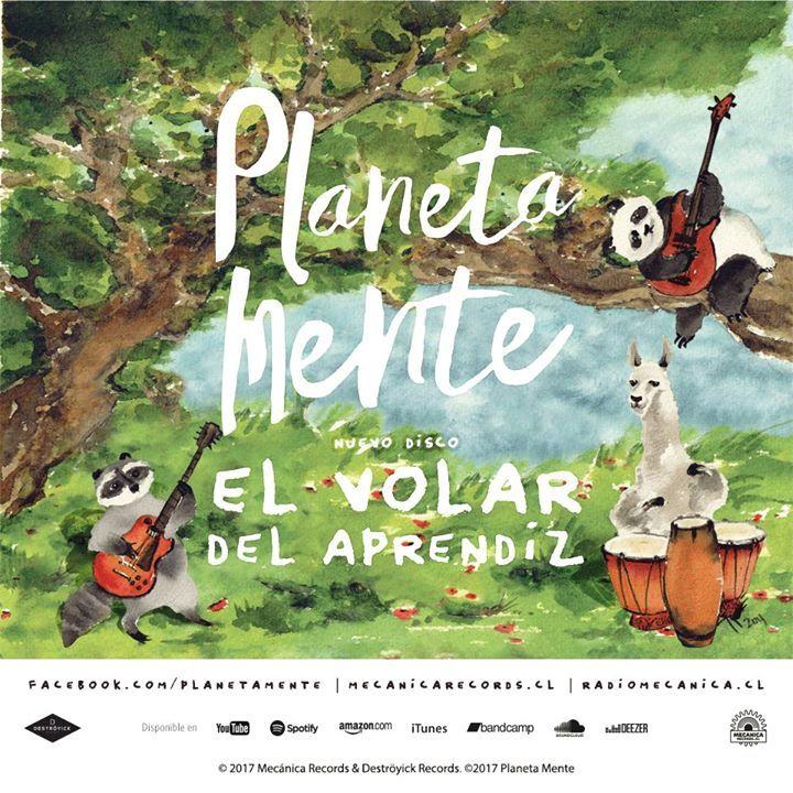 Planeta Mente Tour Dates