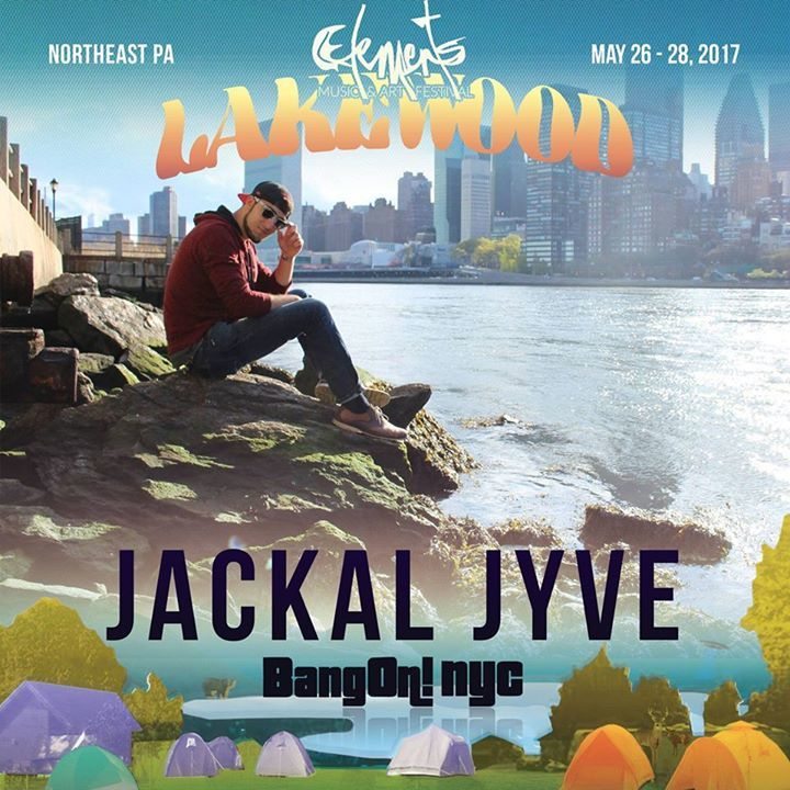 Jackal Jyve Tour Dates