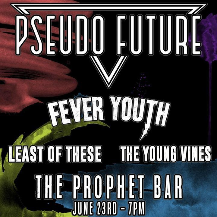 FEVER YOUTH Tour Dates