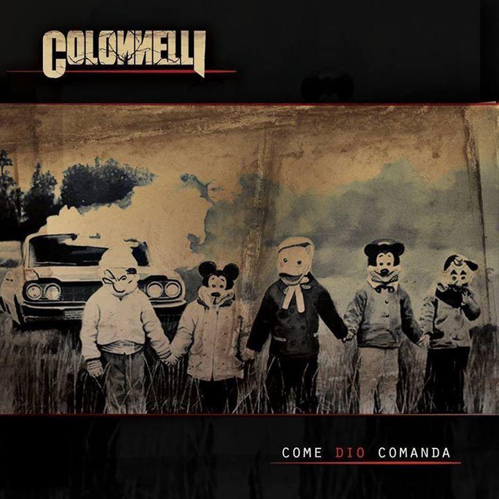 Colonnelli Tour Dates