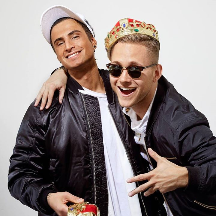 Samir & Viktor Tour Dates