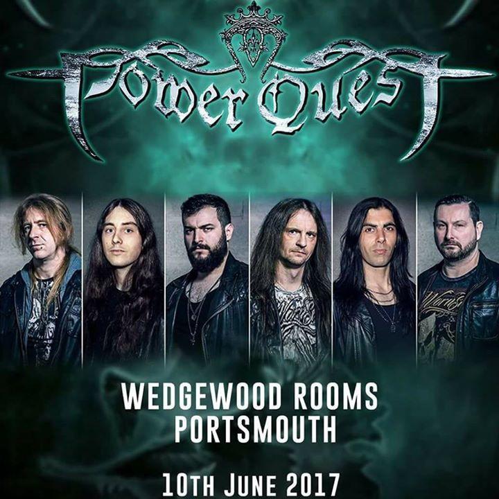 Power Quest Tour Dates