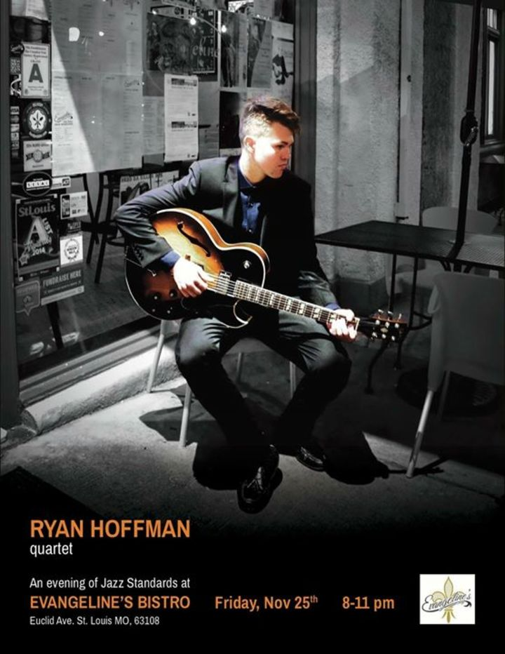 Ryan Hoffman Tour Dates
