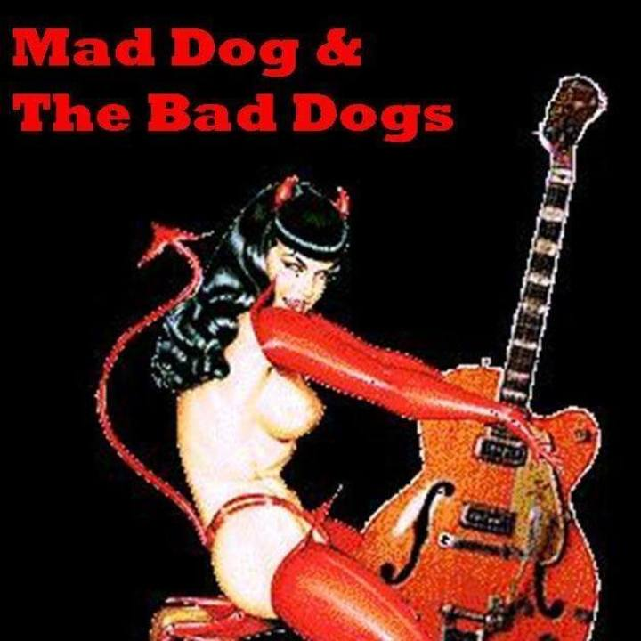 Mad Dog and The Bad Dogs featuring Timothy Pyle Tour Dates
