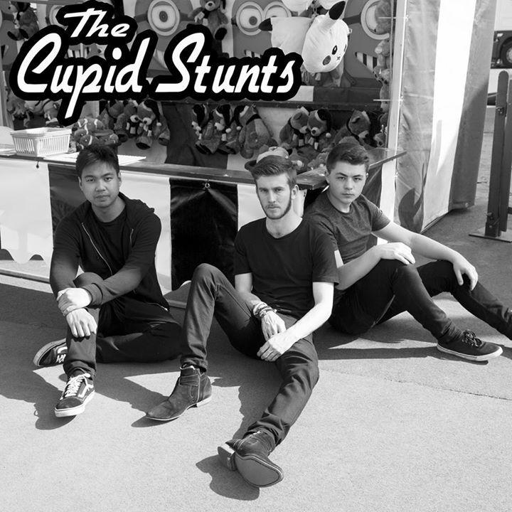 The Cupid Stunts Tour Dates