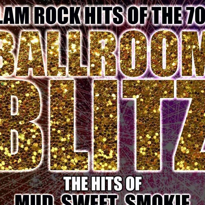 The Ballroom Blitz Tour Dates