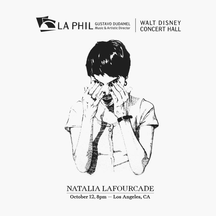 Natalia Lafourcade Yo @ Walt Disney Concert Hall - Los Angeles, CA