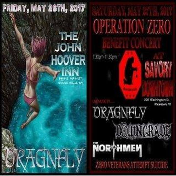 ~Dragnfly~ Tour Dates