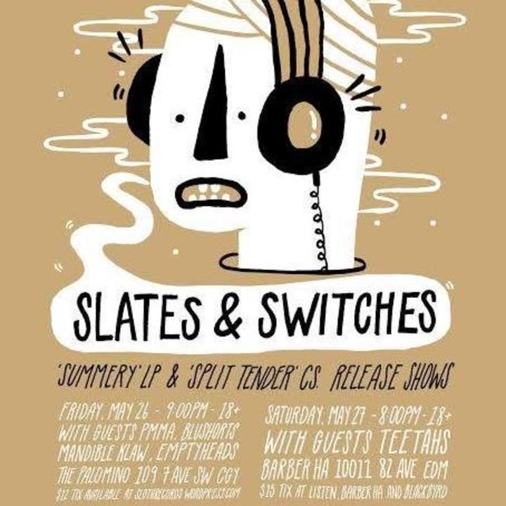Slates Tour Dates