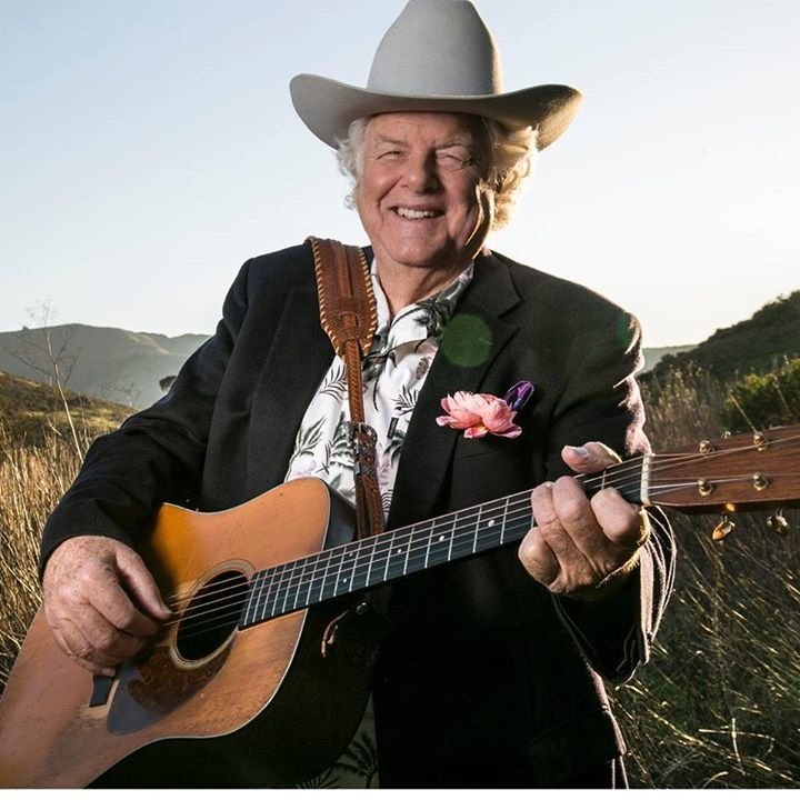 Peter Rowan @ Palms Playhouse - Winters, CA