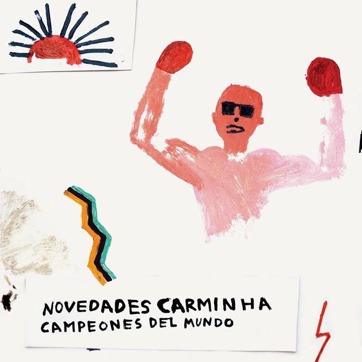 Novedades Carminha Tour Dates