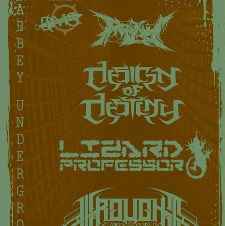 Protozoid Tour Dates