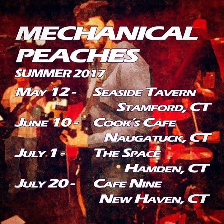 Mechanical Peaches Tour Dates
