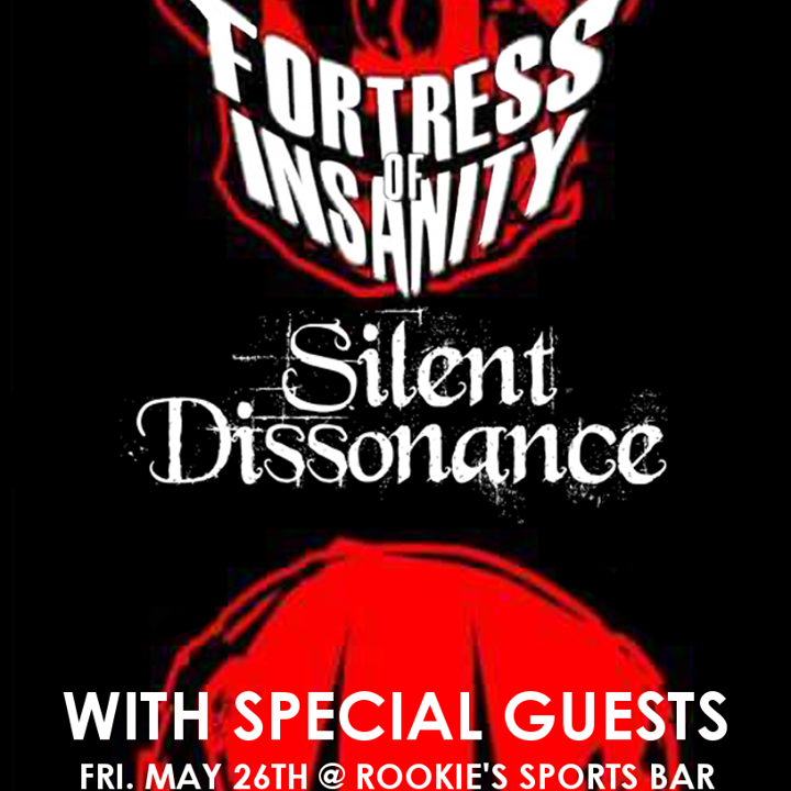 Fortress Of Insanity Tour Dates