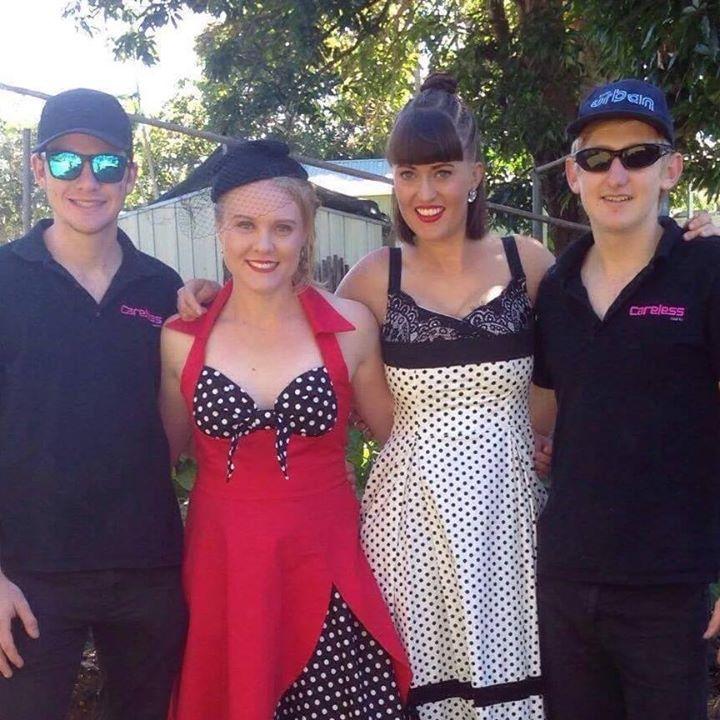Careless Band NQ @ Mareeba Boxing Day Races - Mareeba, Australia