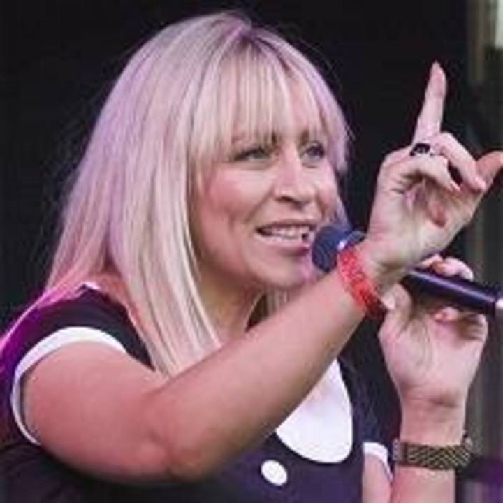 Sarah Collins & Keep The Faith, Northern Soul Band Tour Dates