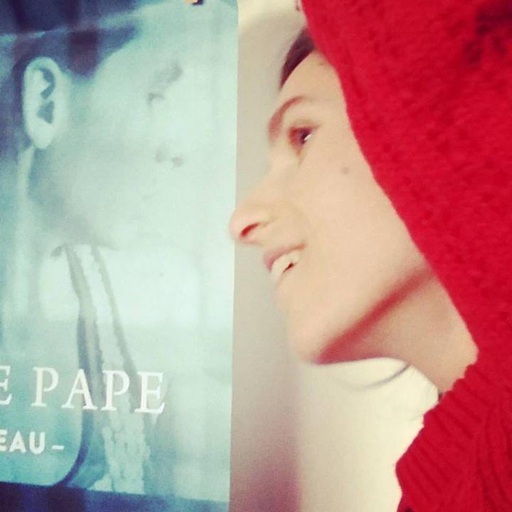 Gisèle Pape @ ESPACE CHRISTIAN DENTE - Paris, France