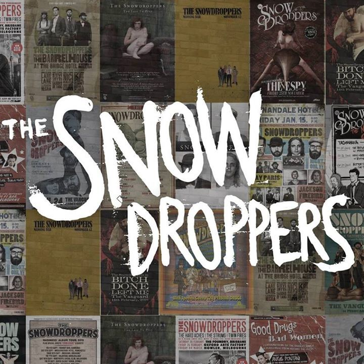 The Snowdroppers @ Northcote Social Club - Thornbury, Australia