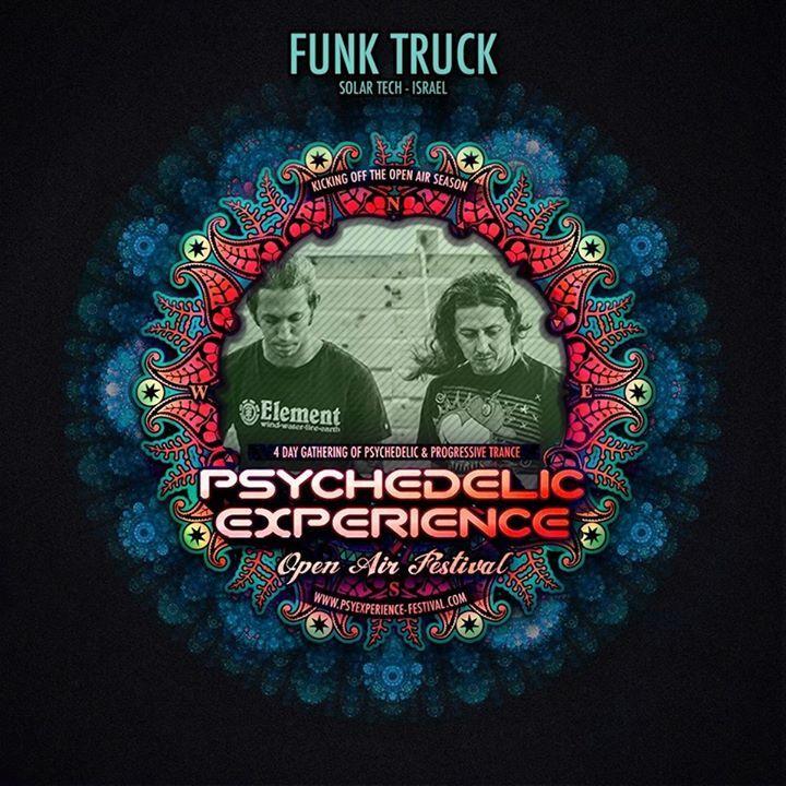 Funk Truck Tour Dates