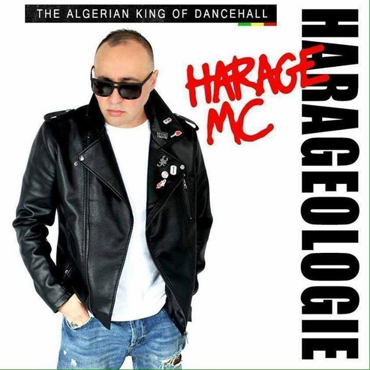 Harage MC Tour Dates