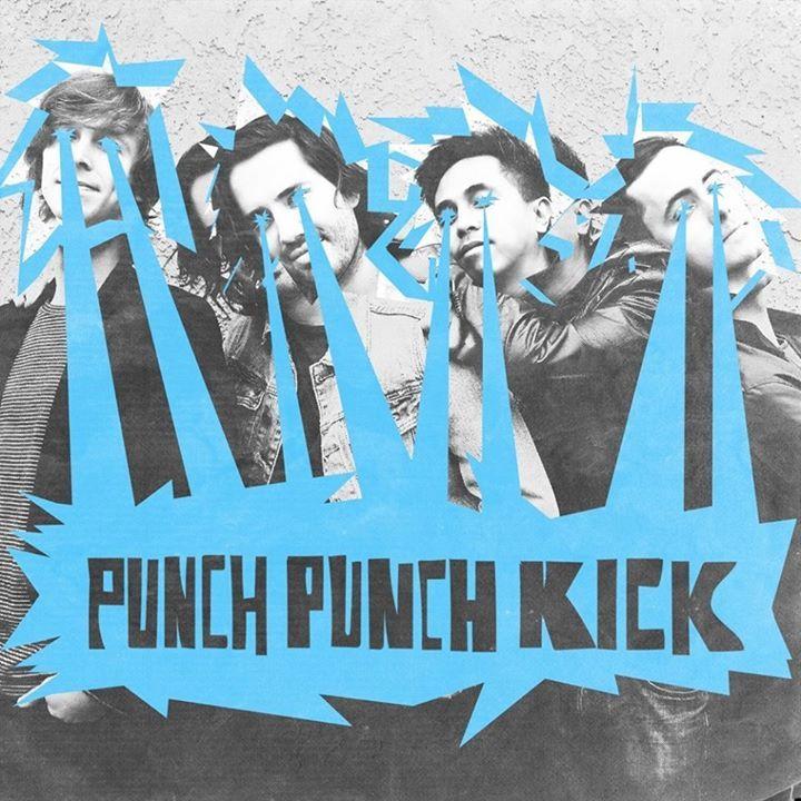 Punch Punch Kick Tour Dates
